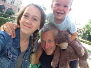 Familjen i Lund